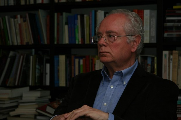 Francisco Ferrer Lerín - Barcelona Librería Central 2006: Presentación de Ciudad propia. Poesía autorizada.
