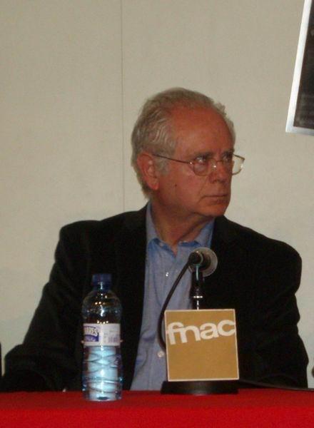 Francisco Ferrer Lerín - FNAC Zaragoza 2006: Presentación de Ciudad propia. Poesía autorizada.