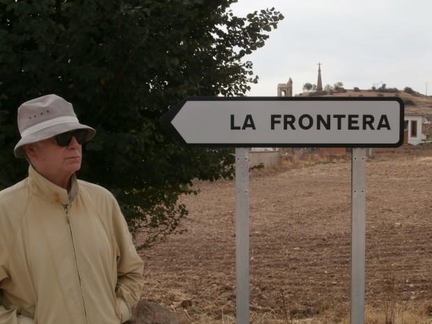 Francisco Ferrer Lerín - La Frontera 2013: Prospección ornitológica. Fotografía de Fuensanta Bernal.